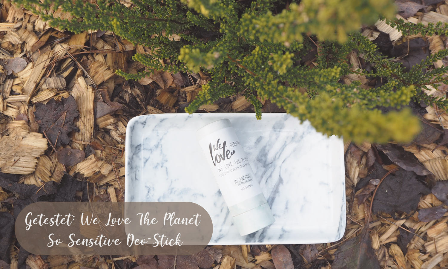 We Love The Planet So Sensitive Deo-Stick