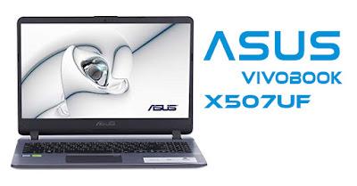 Asus Vivobook X507UF getslook.com/