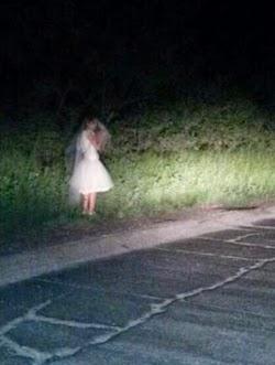 Noiva Fantasma assombra moradores do São Gabriel em Colombo