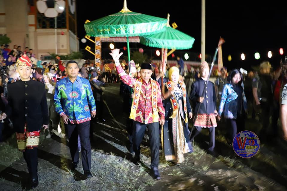 Parosil: Festival Sekala Bekhak, Upaya Melestarikan dan Memperkokoh Seni Budaya