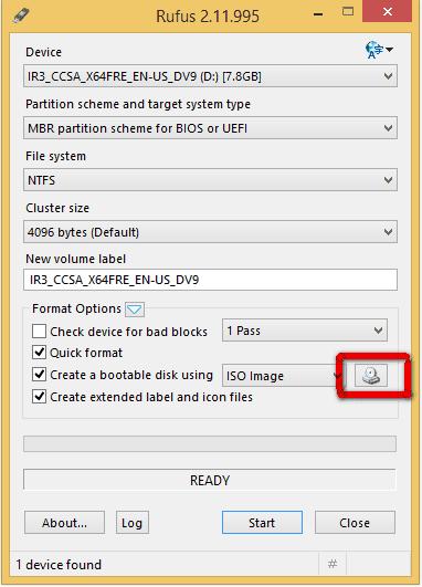 كيفية حرق ويندوز 10 على فلاشة (USB) باستخدام أداة Rufus