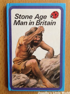 Ladybird Adventures from History - Stone Age Man in Britain