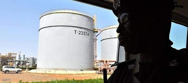 السودان ..انتاج النفط سيرتفع خلال أسبوعين