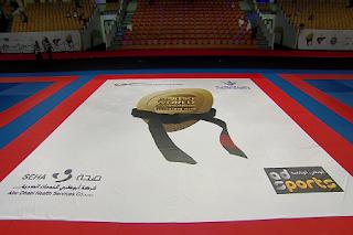 Abu Dhabi Jiu-Jitsu World Championship Eutelsat 10A Biss Key 18 November 2019