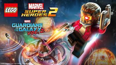 """בהשראת """"שומרי הגלקסיה: חלק 2"""", חבילת תוכן חדשה ל-""""Lego Marvel Super Heroes 2""""!"""