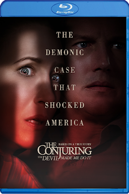 The Conjuring: The Devil Made Me Do It [2021] [C-BD25] [Latino]