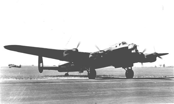 25 October 1940 worldwartwo.filminspector.com Avro Lancaster B Mk. I