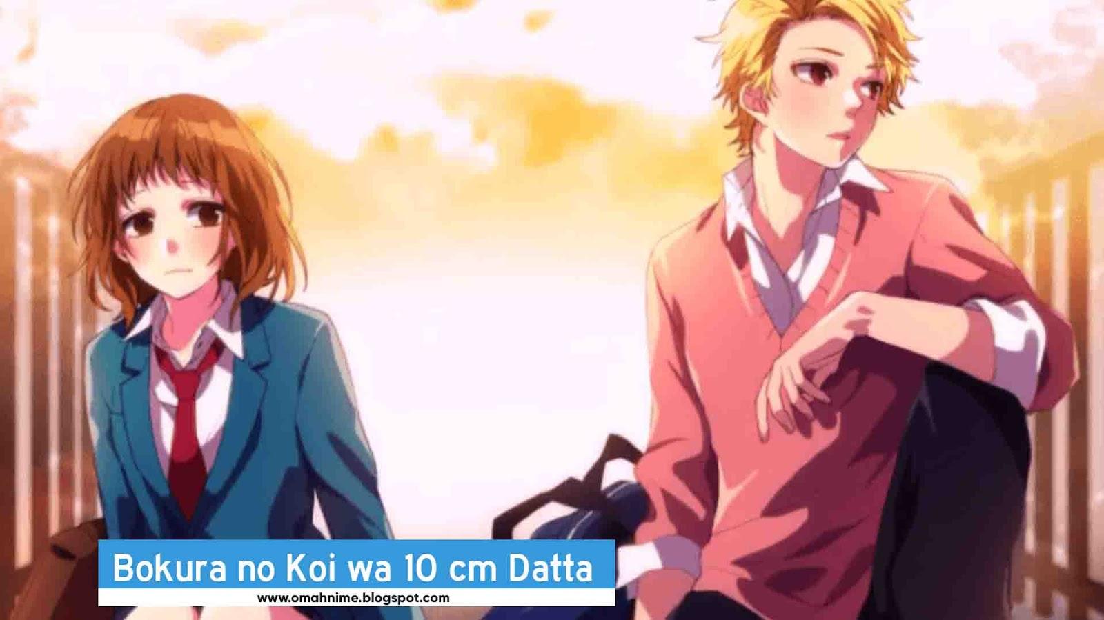 Itsudatte bokura no koi wa 10 cm datta bd batch subtitle indonesia