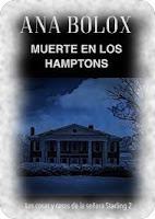 Novela negra cozy de Ana Bolox