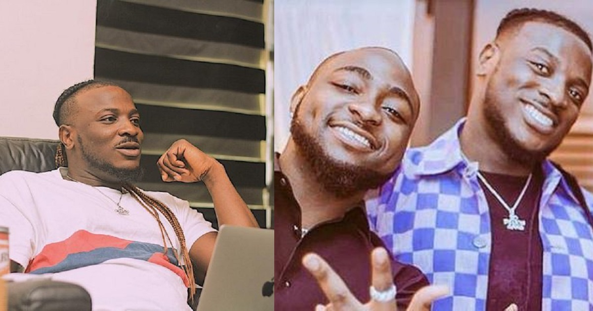 """Singer, Peruzzi – """"I used to be a very shy person, but I drew energy from Davido"""""""