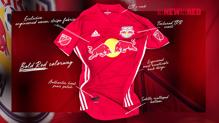 0b40f7e3f ... red bulls away jersey New York ...