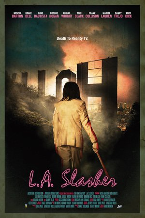 Poster L.A. Slasher 2015