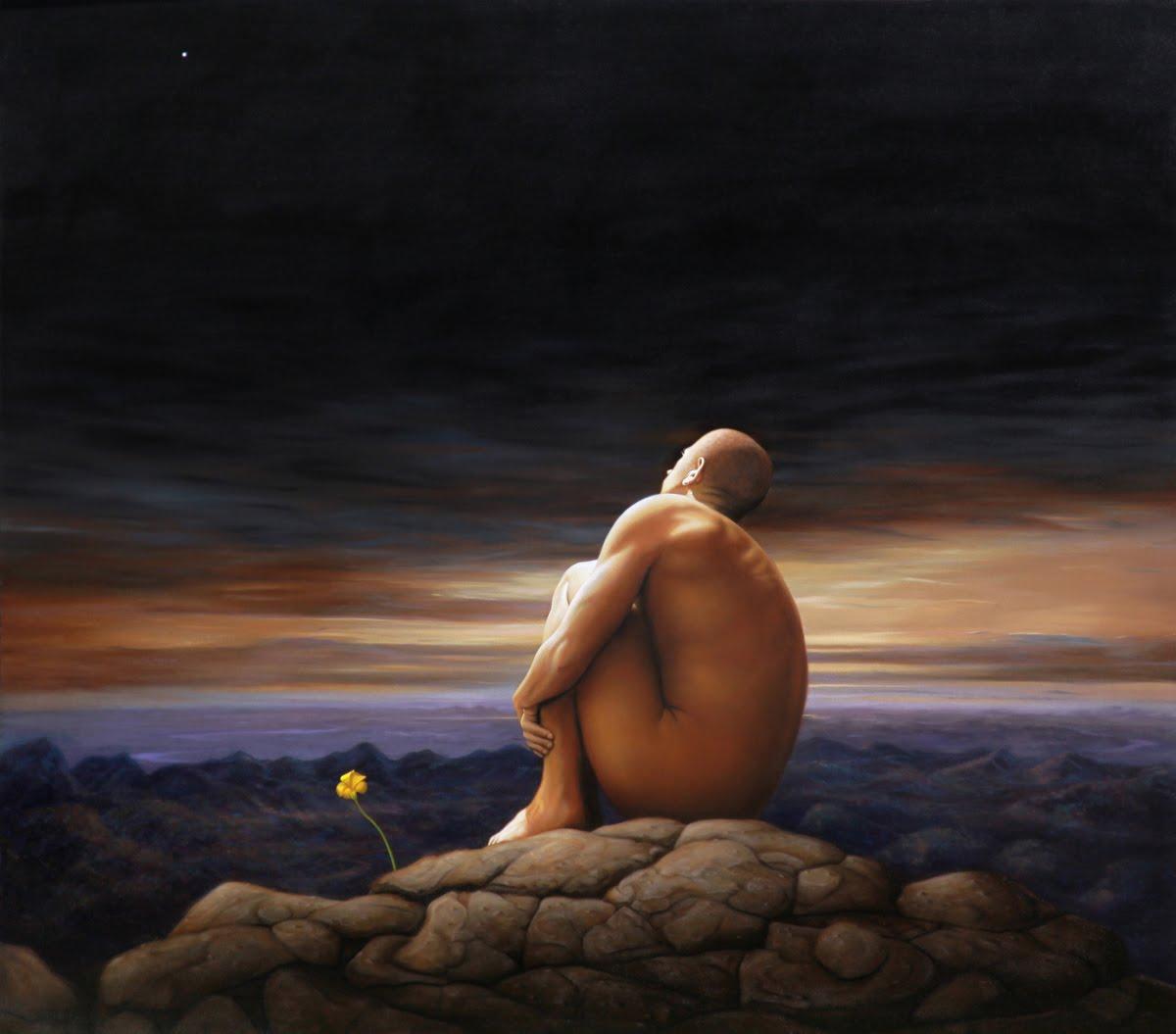 Isabel Garcia Lorca Nude artodyssey: richard baxter