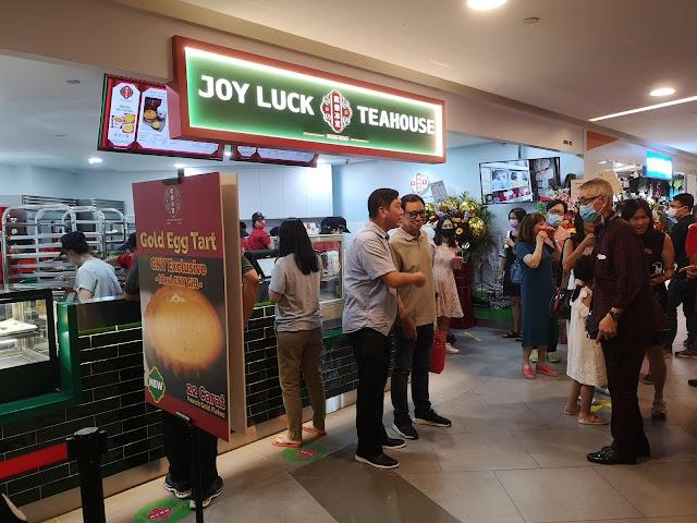 Joy Luck Teahouse