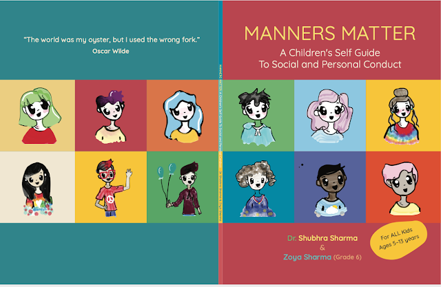 Manners Matter: A Children's Self-Guide to Social and Personal Conduct, Dr. Shubhra Sharma