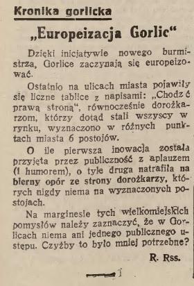 Gorlice 1934