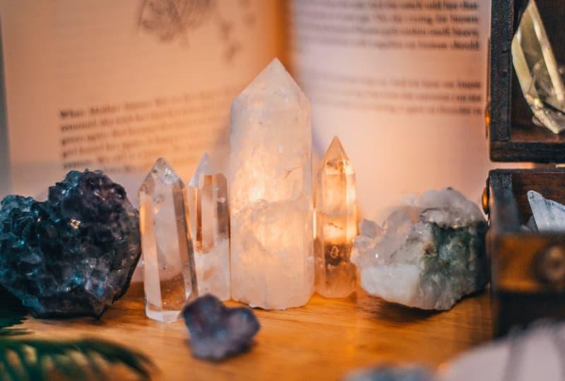 Montar um altar da purificação e meditação