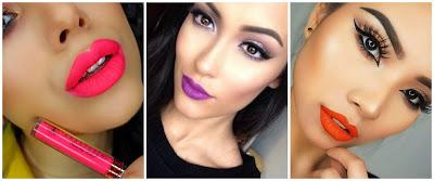 ¿Cuáles tonos de labios se van a usar este año?-vibrantes