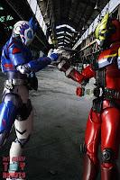 SH Figuarts Kamen Rider Vulcan Shooting Wolf 60