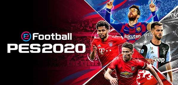 eFootball PES 2020 (Full) Apk + Data for Android