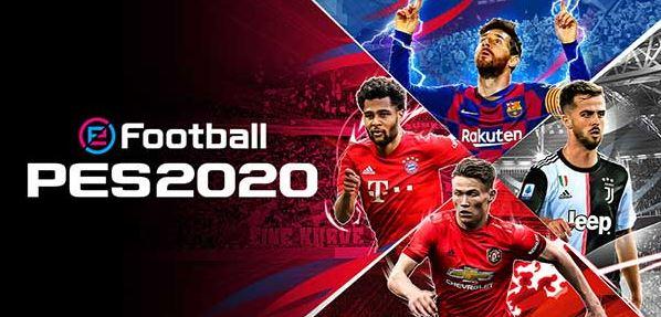 تحميل لعبة PES 2020 للاندرويد PES 2020 Apk Obb Download (eFootball) For Android اخر اصدار