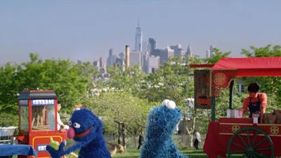Sesame Street The Magical Wand Chase