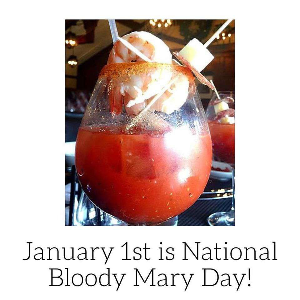 National Bloody Mary Day Wishes for Whatsapp