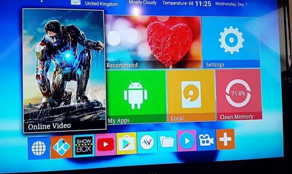 عرض رهيب على رسيفر استقبال يعمل بنظام اندرويد MXQ Pro 4K !!