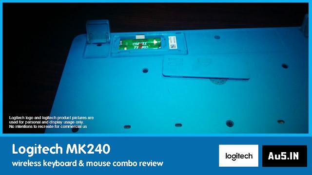 Logitech MK240 Wireless Keyboard Review