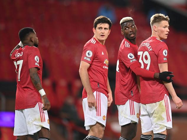 تشكيلة مانشستر يونايتد لمواجهة ليدز يونايتد اليوم الاحد في الدوري الانجليزي