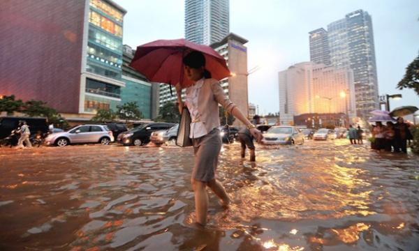 Pengendalian Banjir Struktural dan Non Struktural