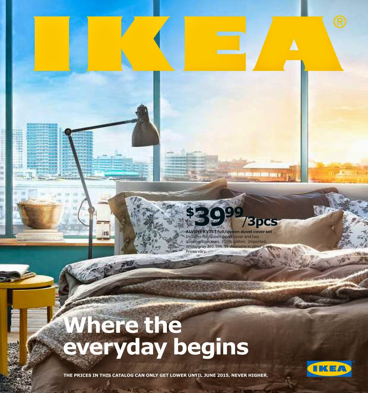 Ikea Usa Black Friday Deals Catalog 2015