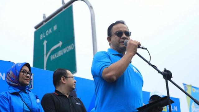 PSI Minta Tito Karnavian Kasih Anies Kartu Kuning, Kemendagri:  Beri Waktu Dulu