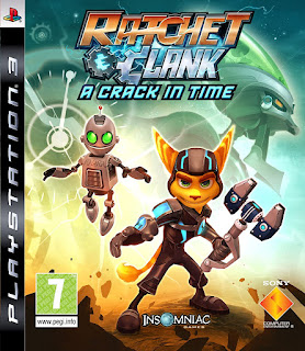 RATCHET & CLANK FUTURE A CRACK IN TIME PS3 TORRENT