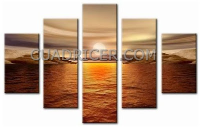 http://www.cuadricer.com/cuadros-pintados-a-mano-por-temas/cuadros-paisajes/cuadro-puesta-de-sol-921.html