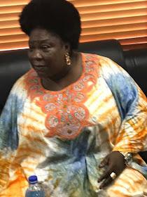 Mrs Abigael Ogunyinka
