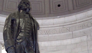 Students Ask Professors to Stop Quoting Thomas Jefferson at University He Founded