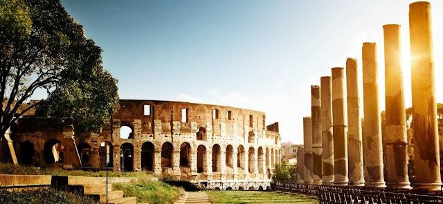 Coliseo y Derecho romano