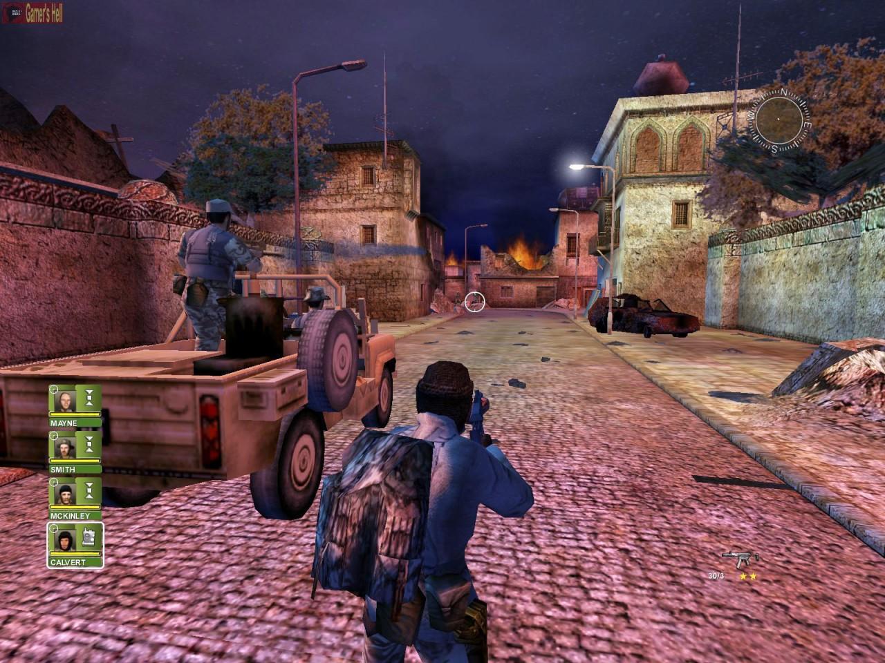 Ocean Of Games » Conflict Desert Storm Free Download