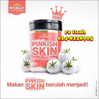 kcolly upgrade porcelain pinkish skin
