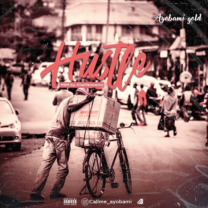 [Music] AyobamiGold ft Teni - Hustle (Cover)