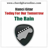 Chord Kunci Gitar The Rain Today For Our Tomorrow