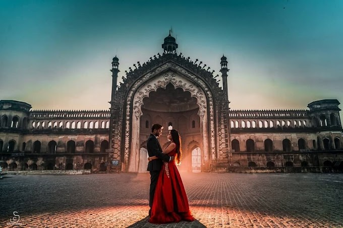 Best Romantic Places For Pre-Wedding Shoot | Updated list