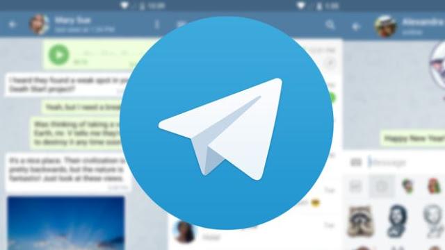 تحميل 2019 Telegram برنامج المحادثة العملاق المجاني وتميز برنامج تيليجرام بأنه يدعم الكمبيوتر والموبايل الاندرويد كما أنه تطبيق محادثة سريع وبسيط وسهل في التعامل وأمن تماما فهو يحافظ على خصوصيتك حيث يعتمد Telegram على بروتوكول خاص وهو MTProto للحفاظ على بياناتك وتشفيرها ويمكنك من خلال برنامج تيليجرام أرسال واستقبال الرسائل والصور والفيديوهات بأي صيغة مهما كانت وحظي هذا البرنامج المجاني للمحادثة على اهتمام المستخدمين في فترة زمنية قصيرة فهو برنامج عالمي واكتسب حب المستخدمين في زمن قياسي حيث استطاع أن يثبت تميزه على برامج المحادثة الفورية الأخرى كما يمكنك عمل مجموعات مع أشخاص وأصدقاء تضم عدد كبير يصل إلي الأف الأشخاص.
