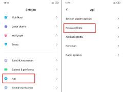 Cara Menonaktifkan Notifikasi WA di Xiaomi MIUI 11