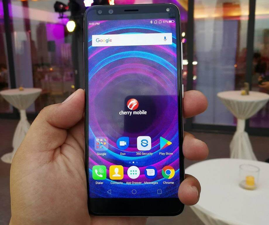 Cherry Mobile Flare S6 Plus; Bezel-Less Display, Octa Core, 4GB RAM, Quad Cameras for Php9,999