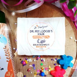 shampooing solide enfant Dr Feelgood