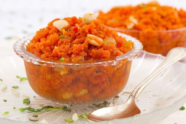 Carrot Halwa/ Gajar ka Halwa recipe