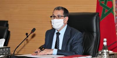 إعتراف العثماني رئيس الحكومة برأس السنة الأمازيغية و تصرف غريب يجر عليه انتقادات لاذعة