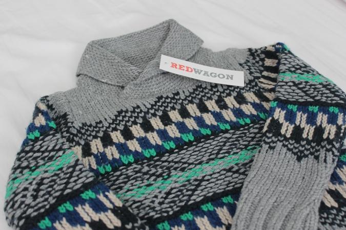 Jersey de lana para niño
